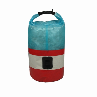 PVC clip network waterproof dry bag waterproof beach bags